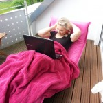 beim bloggen