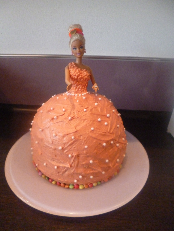 Barbiekuchen Bettinchen