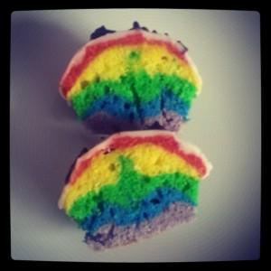 Regenbogen_Muffins