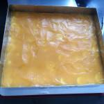 Pudding-Saftmassse drauf verteilen